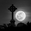 Supermoon Over St Peter Chanel