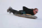 Me on a sled