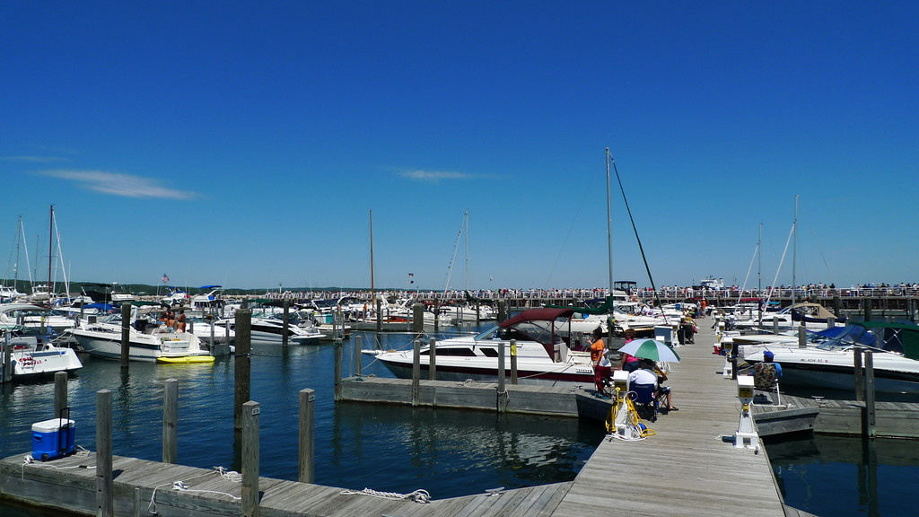 Clinch Park marina
