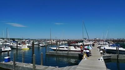 Clinch Park marina