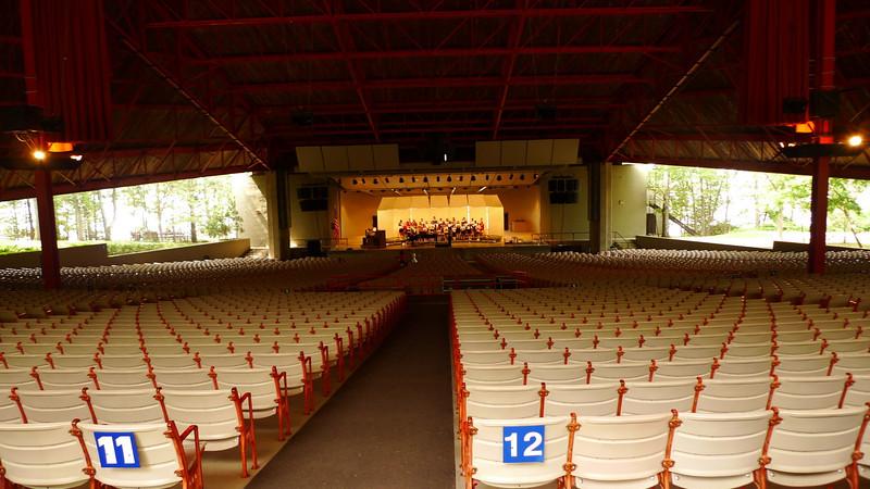 I graduated from high school in this auditorium