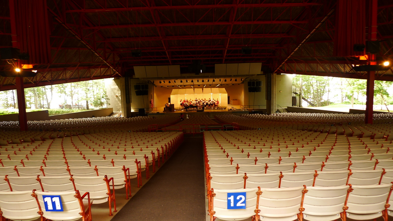 I graduated from high school in this auditorium