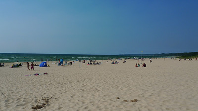 Beach at Pentwater