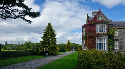 Muckross House at Killarney National Park
