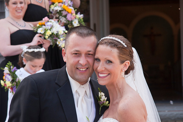 Wally and Cheryl's Wedding 2012