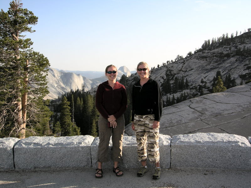 Me and Maggie and Half Dome