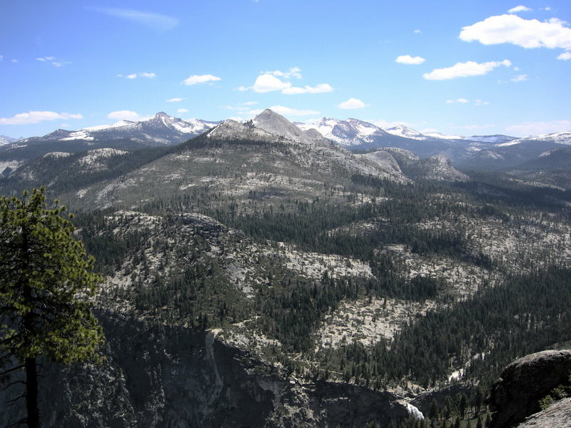 The Clark Range<br /> <br /> Mt Clark, Mt Starr King, Red Peak - we'll be backpacking there over the 4th of July