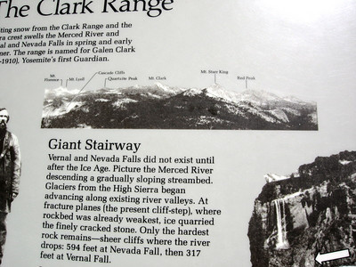 The Peaks of the Clark Range  Mt Clark, Mt Starr King, Red Peak