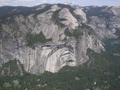 Royal Arches from Glacier Point