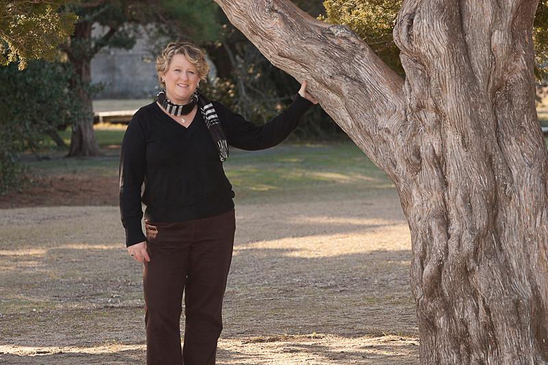 Tree at Huntington Beach State Park, SC