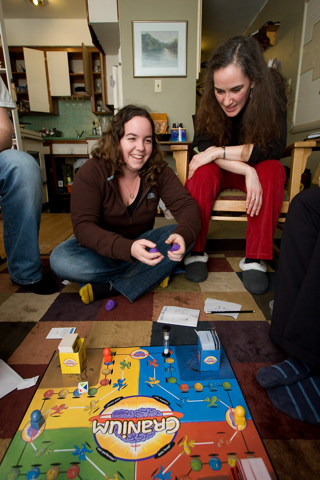 Playing Cranium