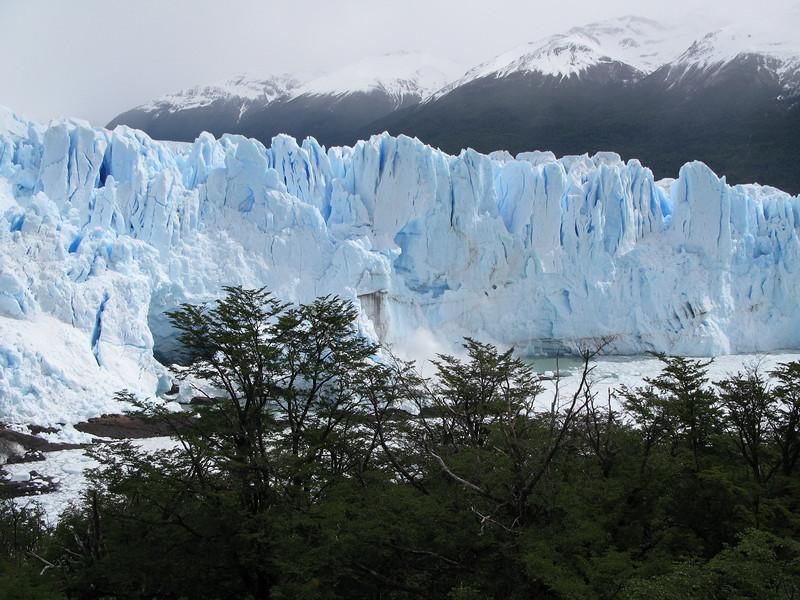 Perito Moreno Glacier, Argentina (2 miles wide!)