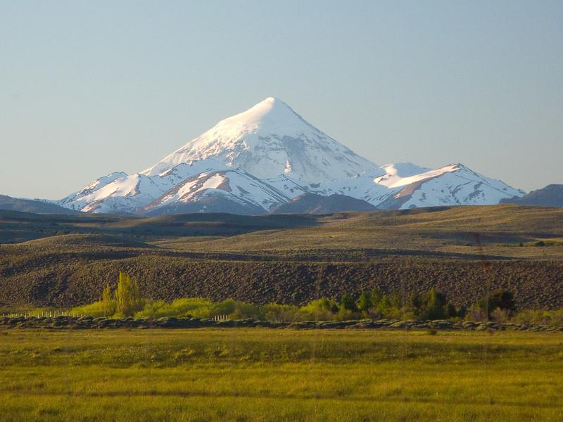 Volcan Lanin, Argentina