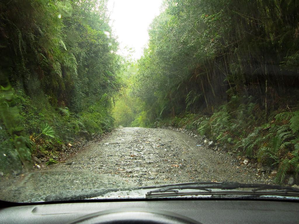 The Carretera Austral - Chile