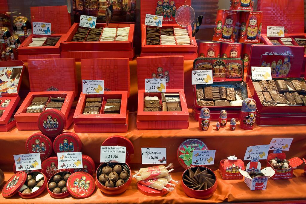 Bariloche - chocolate capital of South America