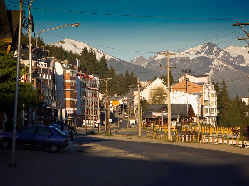 Bariloche - ski town
