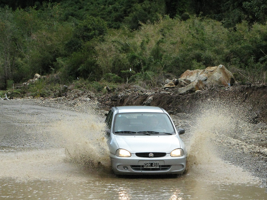 Little car... Big adventure...