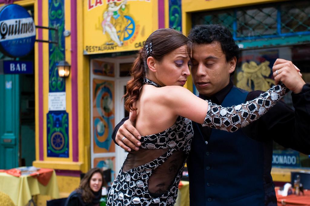 Home of tango