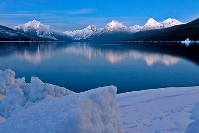 Lake MacDonald, Glacier National Park - Montana