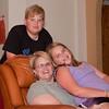 May Mom Dawn, Jacob, and sib Katie