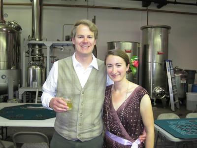 Beerocrats Speakeasy - April 2012
