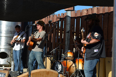 Labor Day at Lagunitas - 2011
