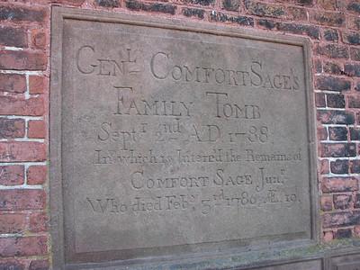 Gen. Comfort Sage Grave