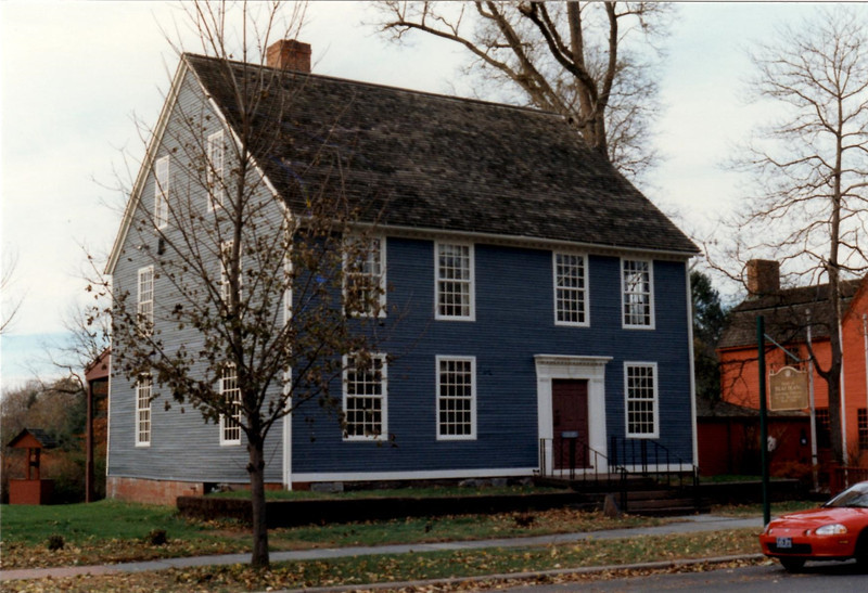 Silas Deane's home in Wethersfield