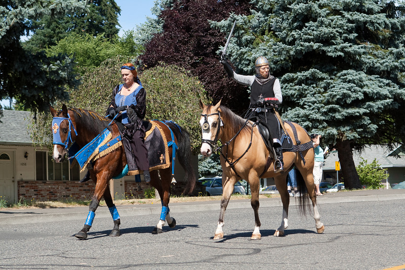 Sherwood Robin Hood Parade 2009-33