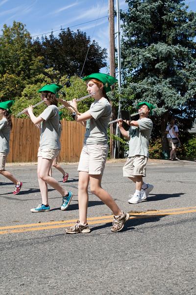 Sherwood Robin Hood Parade 2009-91