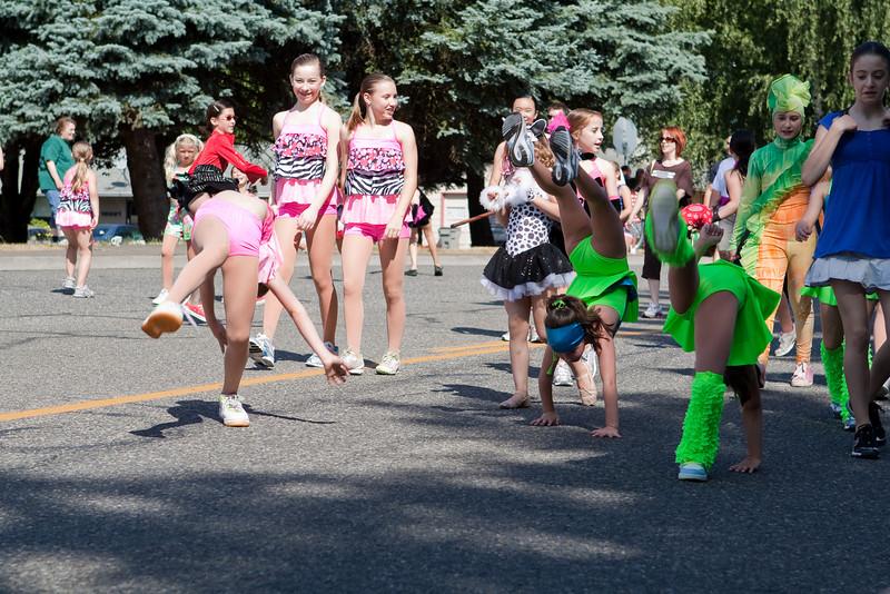Sherwood Robin Hood Parade 2009-2