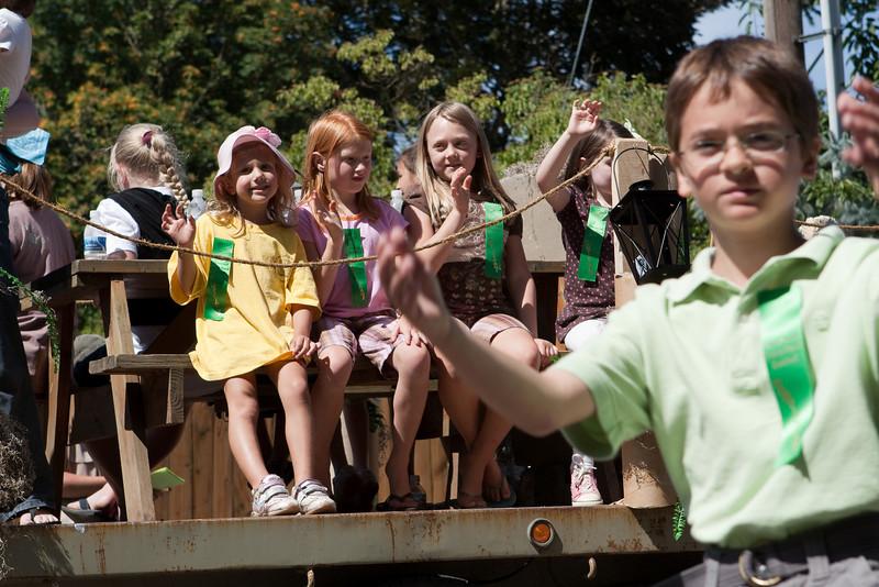 Sherwood Robin Hood Parade 2009-110