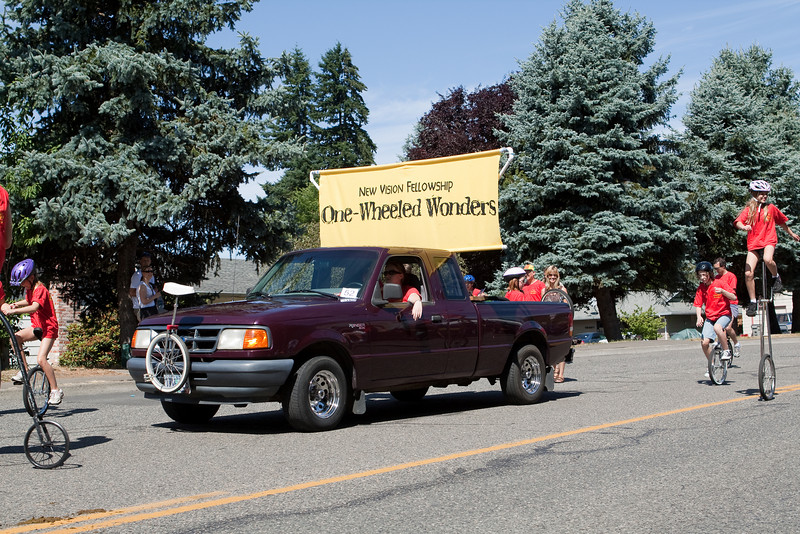Sherwood Robin Hood Parade 2009-76