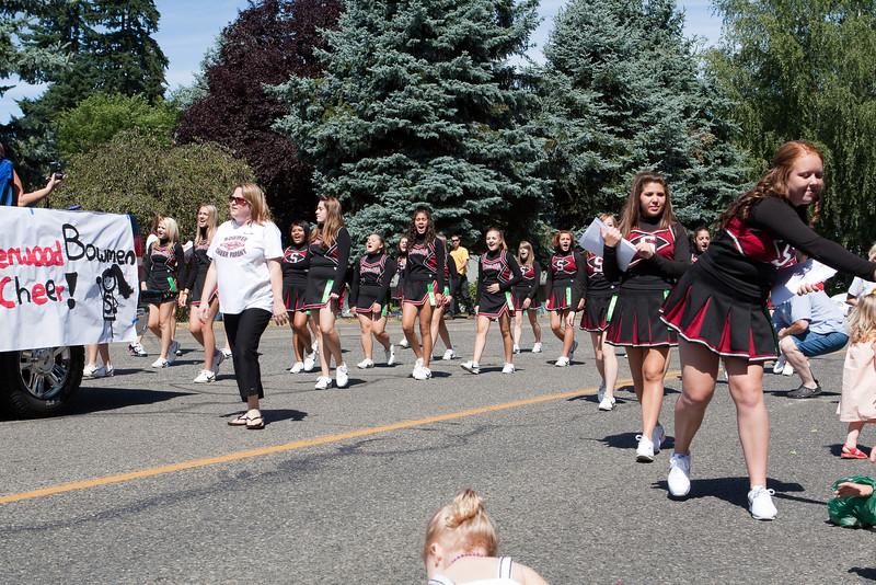 Sherwood Robin Hood Parade 2009-93