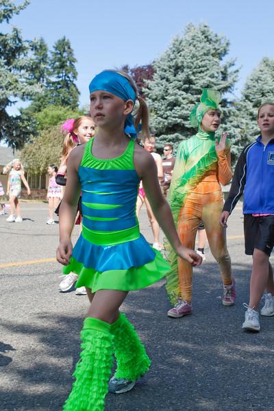 Sherwood Robin Hood Parade 2009-3