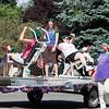 Sherwood Robin Hood Parade 2009-17