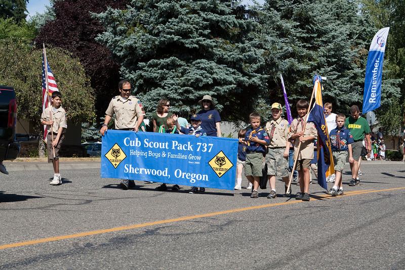 Sherwood Robin Hood Parade 2009-36