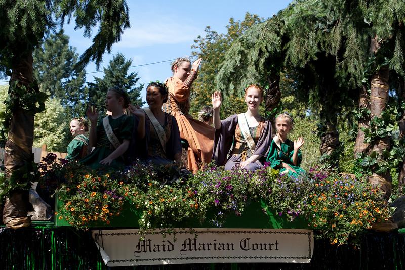 Sherwood Robin Hood Parade 2009-9