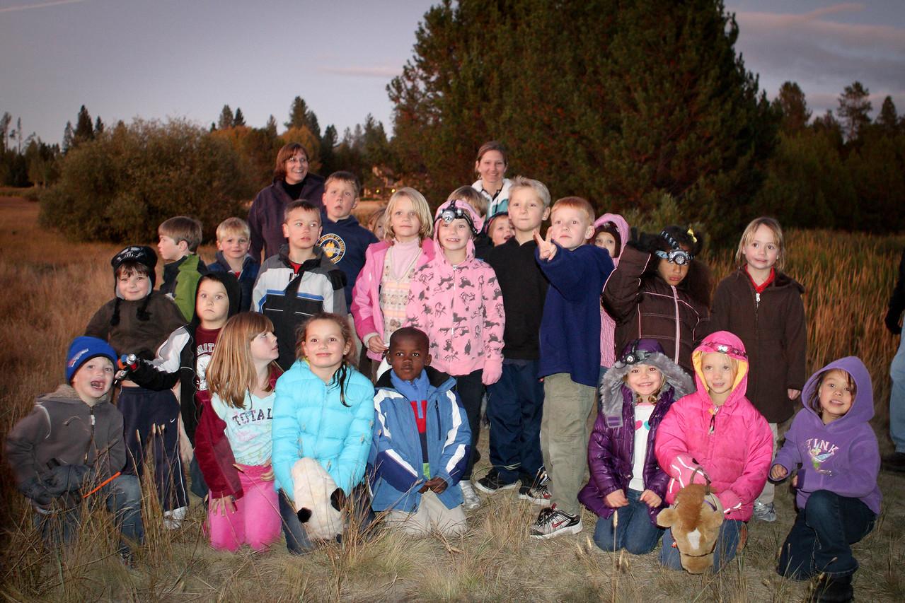 St Francis Owl Program 2011-14