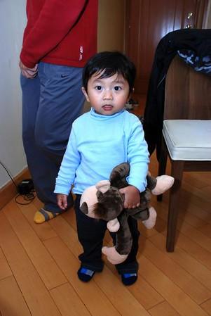 七小福周年聚會(2007年12月30日)