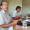 ここから先は、2012年8月19日の研究会です。蓮君と佐藤君は、残念ながら参加できませんでした。