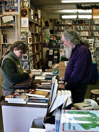 03.06.14 Gulf of Maine Bookstore in Brunswick