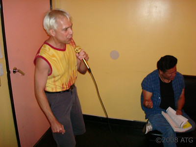 05-17-08 GLU Karaoke