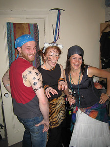 the tattooed man, the tiger girl and the fortune teller
