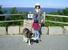 At Schooner Head Lookout