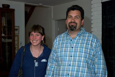 Michele and John Davey-Hatcher