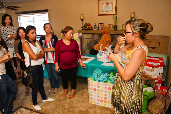 11.03.2012 - Nancy + Will's Baby Shower