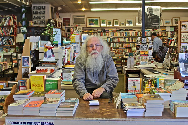 15.10.12 Gulf of Maine Bookstore in Brunswick