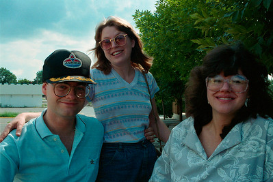 1984 Smoking Circle Reunion