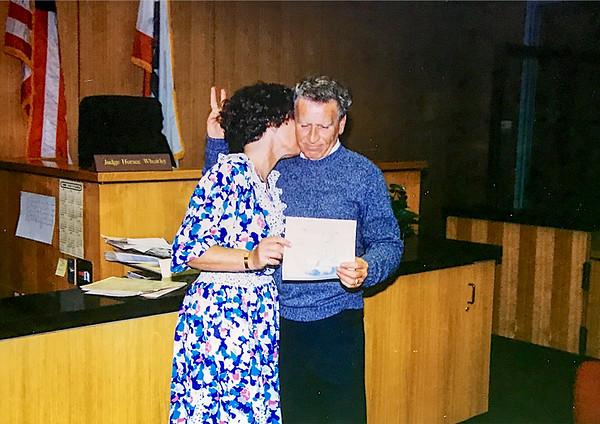 Moe and Diane Hale